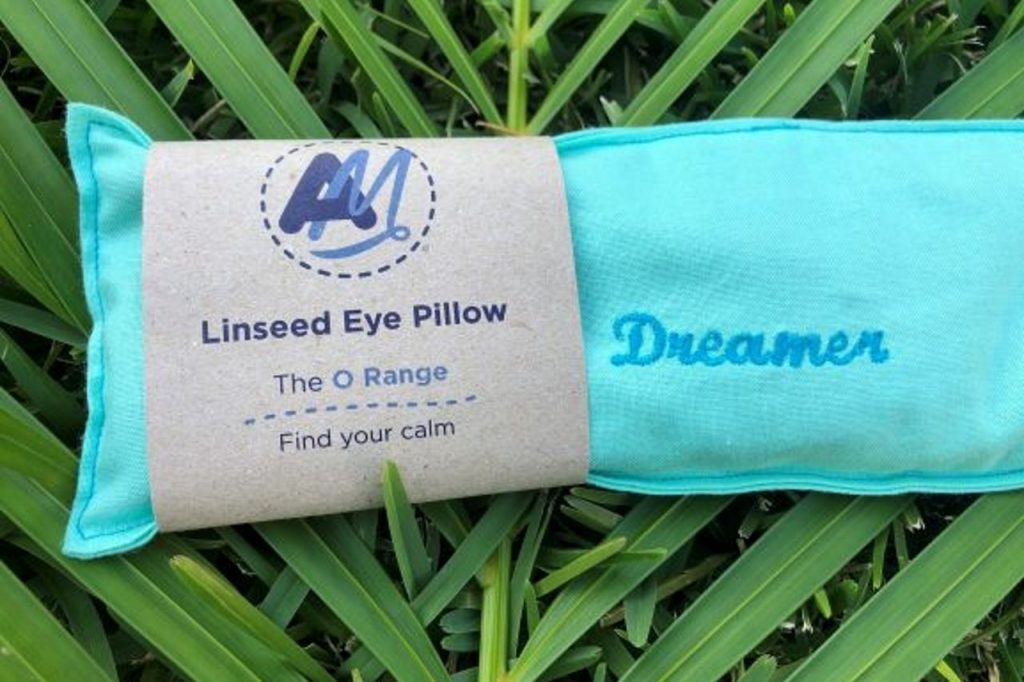 Eye Pillow Teal Dreamer